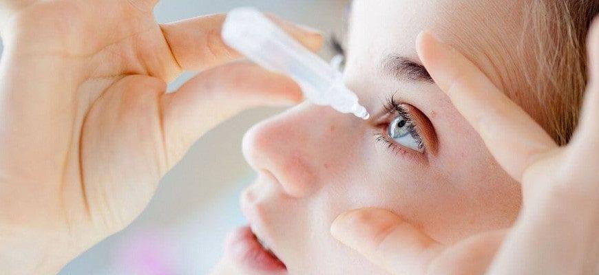 Как действуют капли для глаз Каталин?