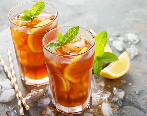 Холодный чай по-американски. Есть ли от него польза?