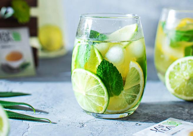 Три рецепта холодного чая в домашних условиях