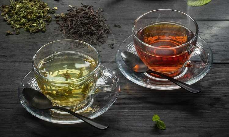 Что будет, если смешать черный и зеленый чай?