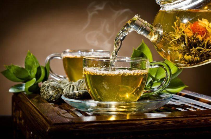 Чай от простатита: тибетский, монастырский, иван-чай, зеленый
