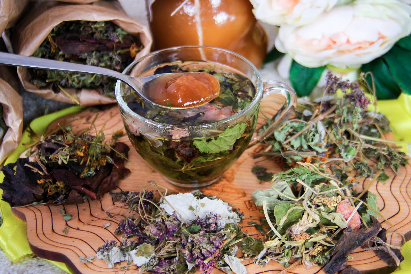 Почечные чаи: 15 эффективных рецептов