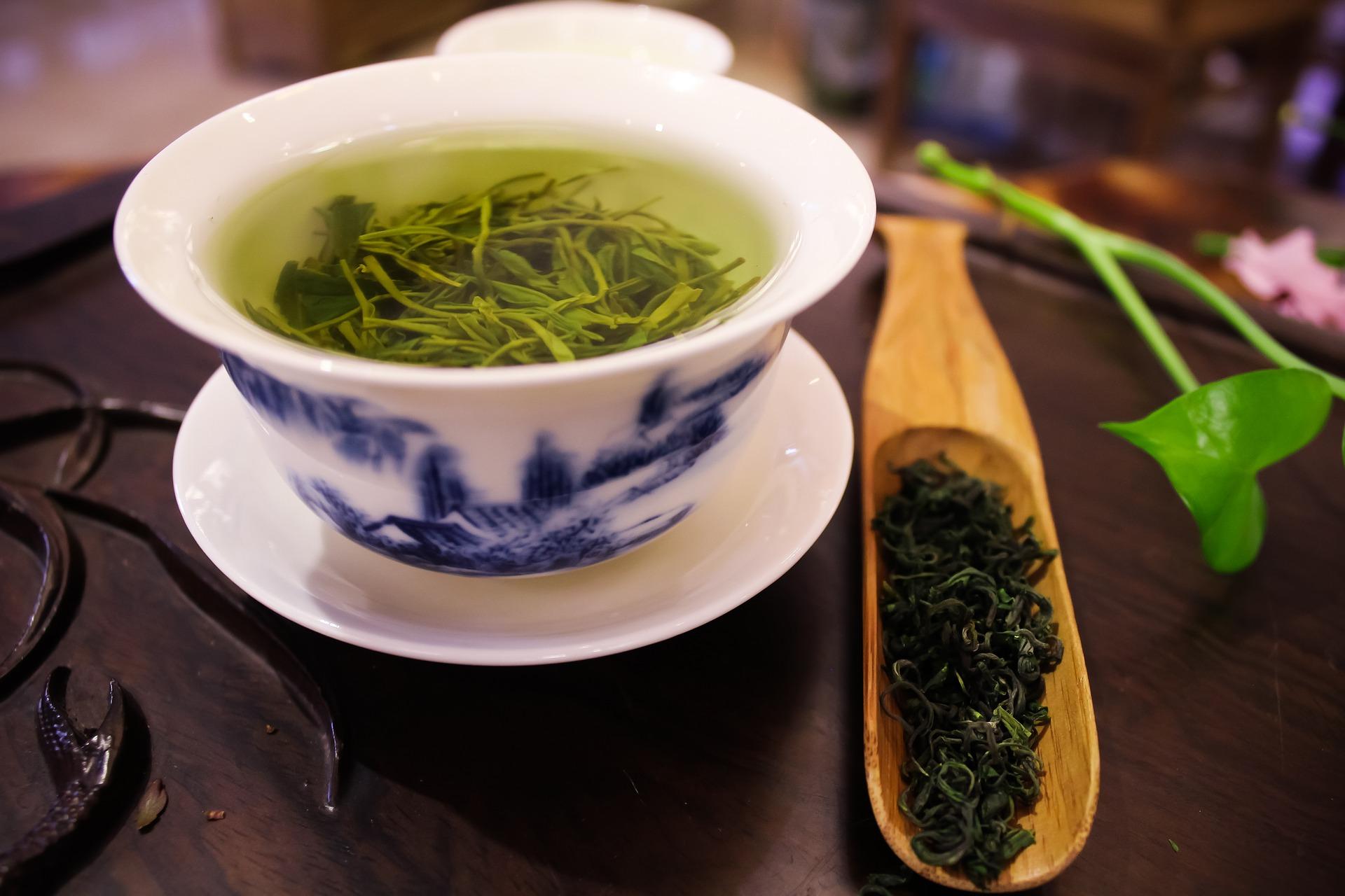 Зеленый чай поможет защитить организм от старения