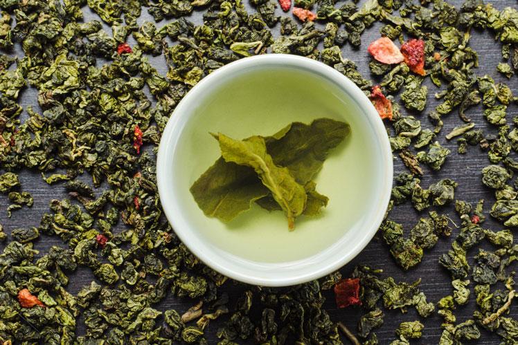 Улуны или оолонги: особенности и разновидности бирюзового чая