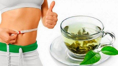 Натуральные чаи для снижения веса