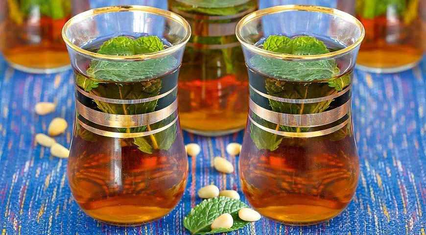 Чай марокканский