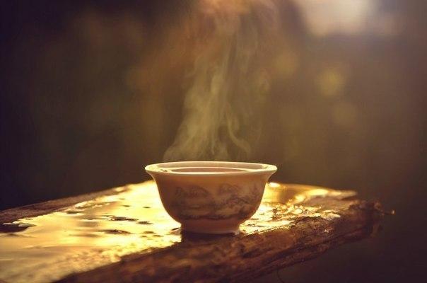 Пути чая
