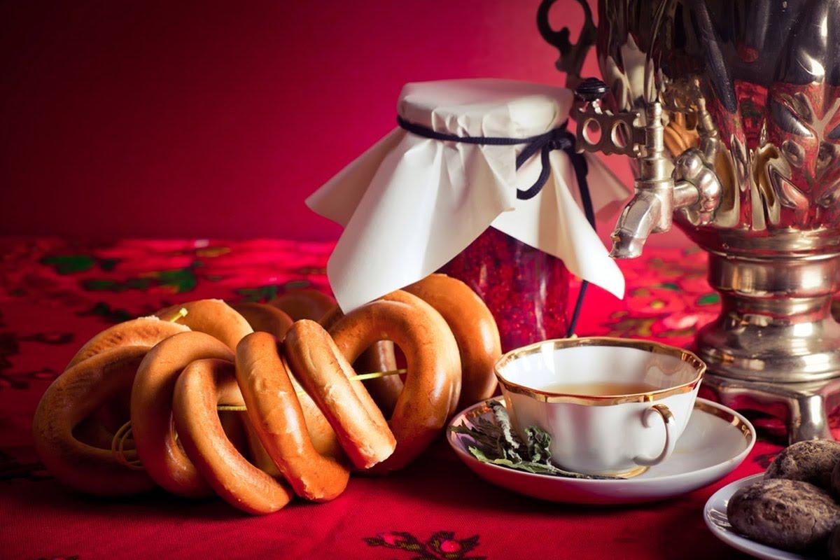 Чай традиционный русский