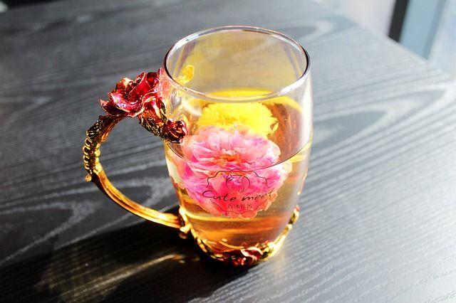 Чай по-индийски, замороженный