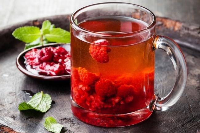 Чай охлажденный с фруктовым или ягодным соком