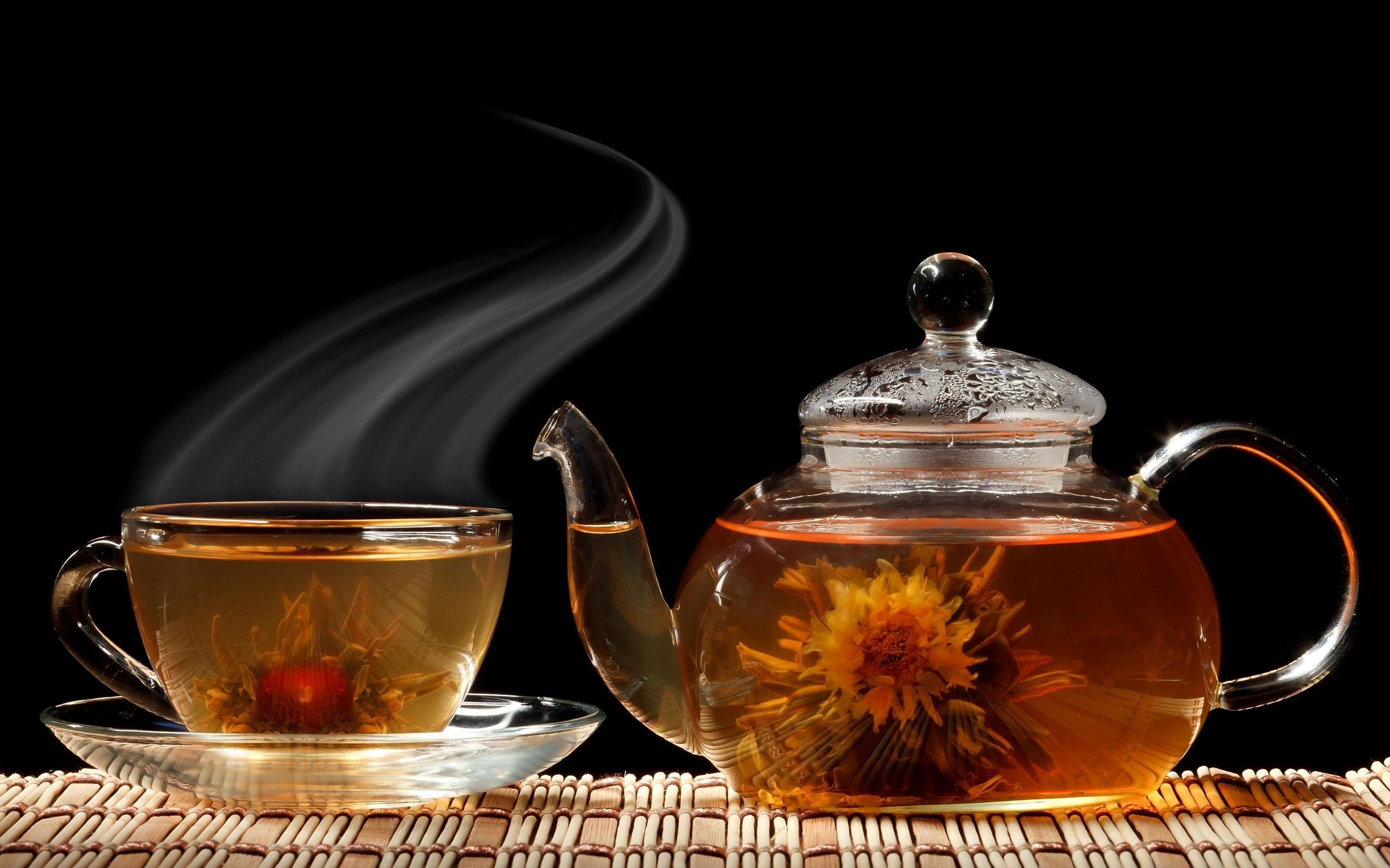 Чай одним чайником
