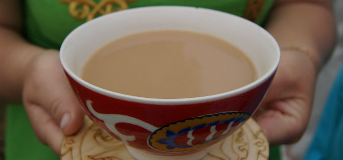 Чай по-ногайски