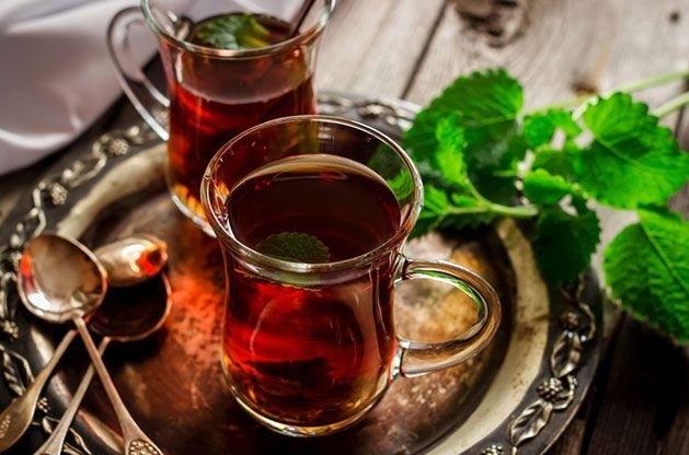 Чай по-арабски