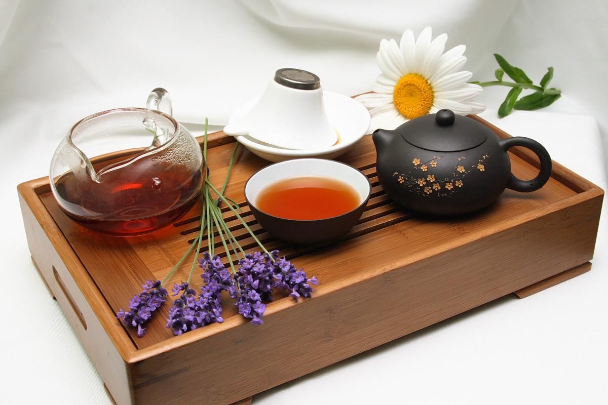 Древний рецепт чая («пасечный чай» по-грузински)